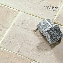 Beige Pink Sandstone