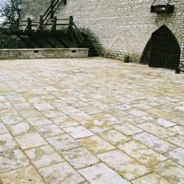 Terrassiplaat poolhöövelpind